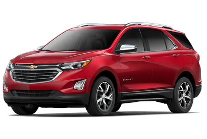 2020 Chevrolet Equinox Prices, Configurations, Reviews ...