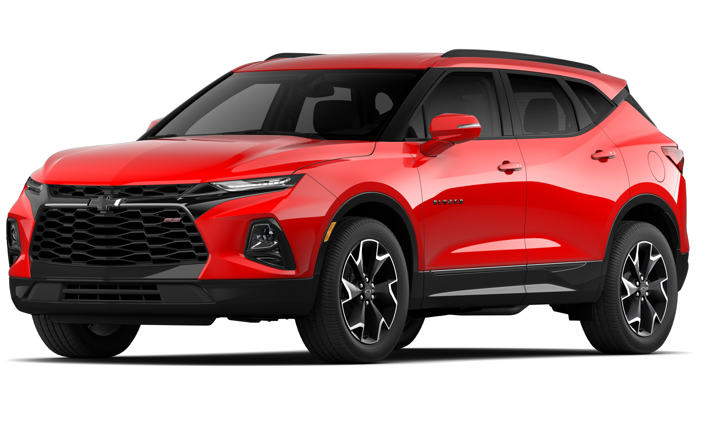 2019 Chevrolet Blazer Prices Reviews And Pictures Edmunds