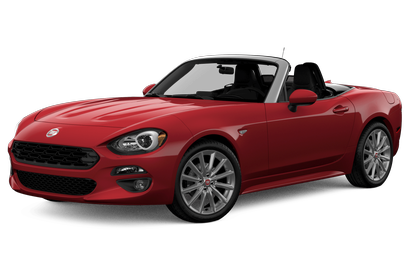Used 2017 FIAT 124 Spider For Sale - Special Offers