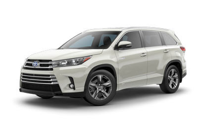 2018 Toyota Highlander Hybrid Prices, Reviews, and Pictures